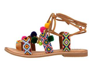 Sandalias boho, el nuevo capricho que no te quitarás este verano