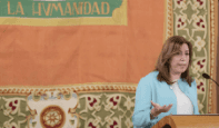 Foto de La presidenta andaluza no da pistas sobre su futuro: Notoca hablar de eso