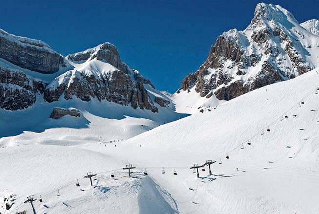Foto de De Sierra Nevada a Baqueira Beret, las estaciones de esquí españolas
